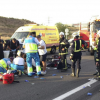 Жестока трагедия! 11 българки катастрофираха в Испания, 4 загинаха