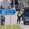 Испания засилва контрола по границата с Франция след терора в Ница