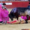 Бик уби тореадор по време на корида за първи път от 30 години