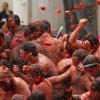 Днес стартира ежегодният фестивал Томатина в Испания