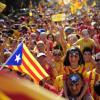 Половин милион демонстранти в Каталуния поискаха отделяне от Испания