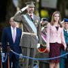 Крал Фелипе VI ще приеме военния парад по случай Националния празник на Испания
