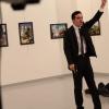 Петима души са били задържани в Турция във връзка с убийството на руския посланик