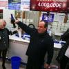 Мадрид взе голямата печалба от коледната лотария в Испания (Видео)
