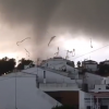 Мощно торнадо удари испански град (Видео)