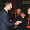 """Министър Ангелкова се срещна с кралят на Испания Фелипе VI в двореца """"Ел Пардо"""""""