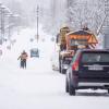 Студ и сняг обхванаха цяла Испания (видео)