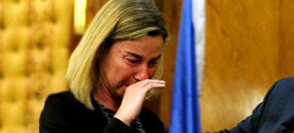 Плачеш като жена, защото не можеш да се защитаваш като мъж