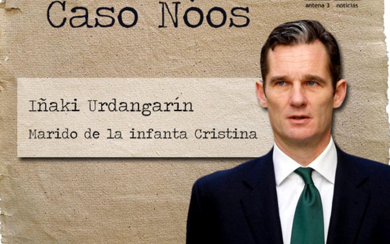 Осъдиха зетя на испанския крал на 6 години и 3 месеца затвор