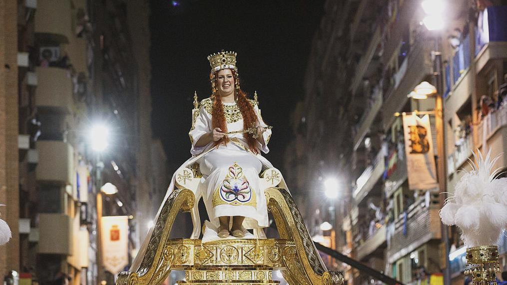 Испанка разговаря с Дева Мария след мозъчен тумор