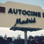 Откриха първото Автокино в Мадрид