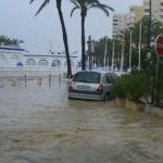 Тежки наводнения в Испания причиниха огромни щети