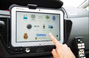 Полицейските автомобили на бъдещето вече са по пътищата на Испания
