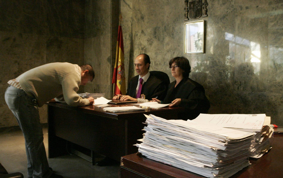 Испанци по грешка