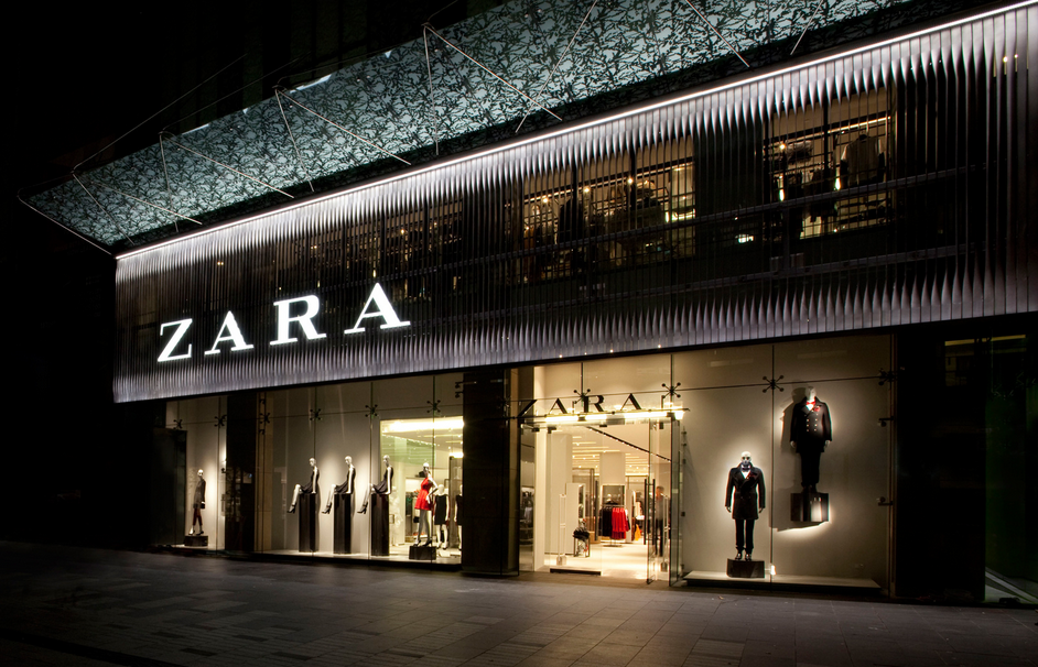 Zara отваря най-големия магазин в света в Мадрид