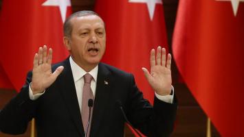 Ердоган: Маскеният бал на Европа приключи