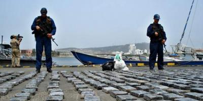 Колумбия конфискува над 6 тона кокаин, предназначен за Испания
