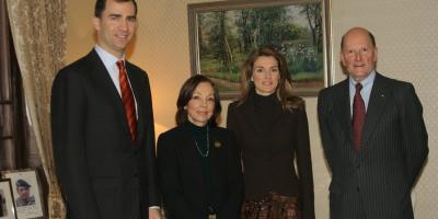 Представители на кралски родове събира за 80-ия си рожден ден Симеон II