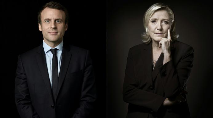 Във Франция ще бъде проведен вторият тур на президентските избори