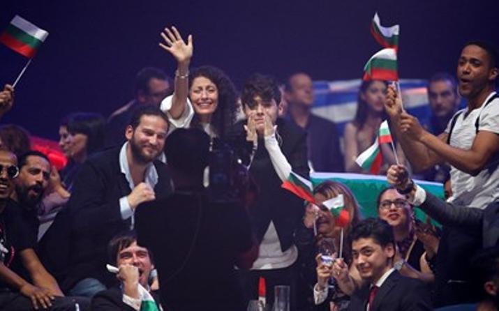 България е на второ място на Евровизия