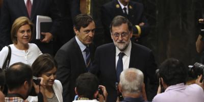 Мариано Рахой оцеля на поста си след вот на недоверие