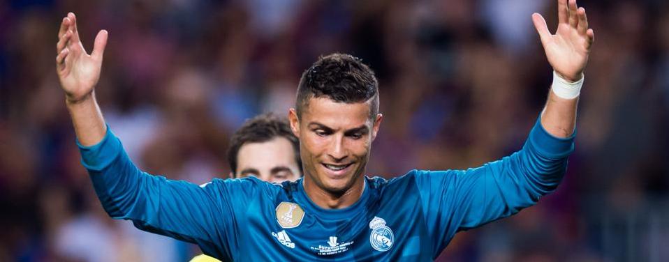 Роналдо е дисквалифициран за пет мача: четири заради проявената от него агресия срещу съдията Рикардо де Бургос и един мач заради получения червен картон