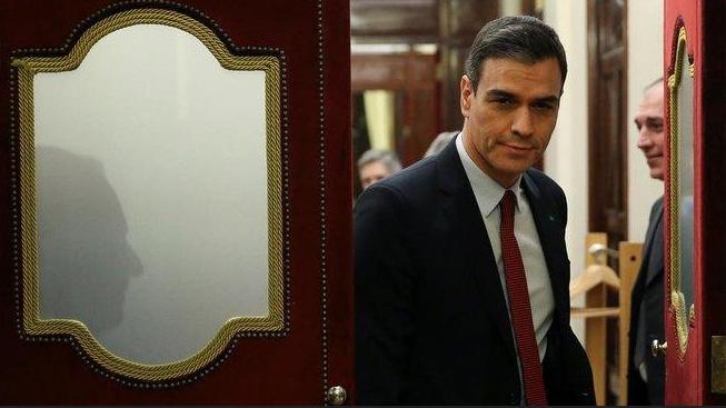 Премиерът на Испания Педро Санчес