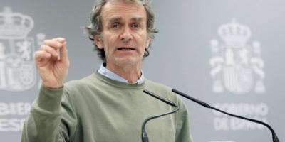 Фернандо Симон, директор на Центъра за извънредни ситуации в Министерството на здравеопазването