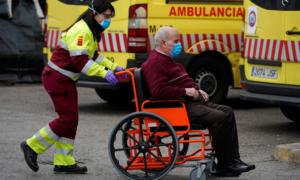 Жертвите от COVID-19 в Испания вече са над 9 053, а заразените са 102 136