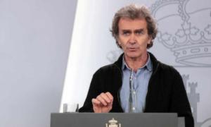 Фернандо Симон: Не е разумно да се говори за 43 000 жертви