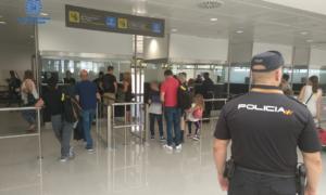 Полицията в Испания върна българка, пристигнала без уважителна причина