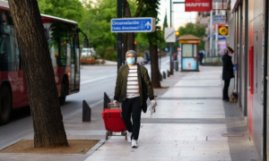 МЗО: Жертвите на коронавируса в Испания са с 2730 души повече от обявените