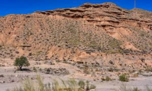 Пустинята Табернас в Испания – най-сухият район в Европа (ВИДЕО)
