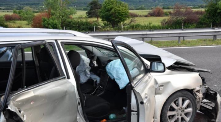 България е на първо място в ЕС по загинали в пътно-транспортни произшествия