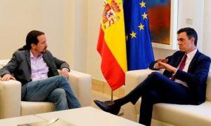 Педро Санчес и Пабло Иглесиас постигнаха споразумение за бюджета