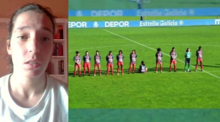 """Испанска футболистка отказа да почете Марадона, бил """"изнасилвач, педофил и насилник"""""""