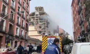 Газова експлозия е причината за взрива в Мадрид