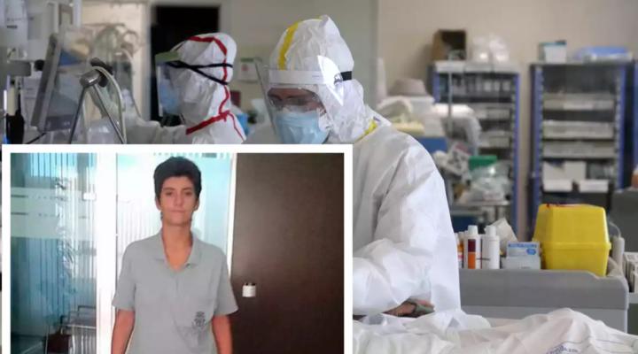 Майката, която изгори жива дъщеря си в Мурсия, е починала от коронавирус