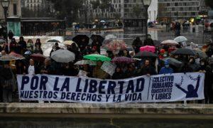 Хиляди протестираха в Мадрид срещу ограниченията заради коронавируса