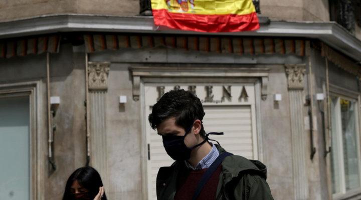 Продължава да намалява броят на заразените с Covid-19 в Испания