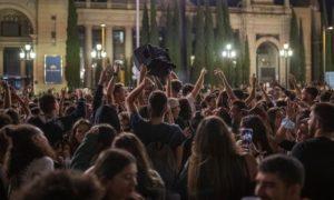 Най-малко 43 души са ранени по време на фестивал в Барселона