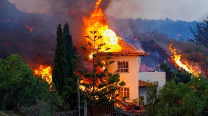 Испанското правителство отпуска милиони евро за пострадалите в Ла Палма