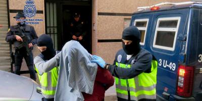 Шестима души са били арестувани в Испания, Великобритания и Германия