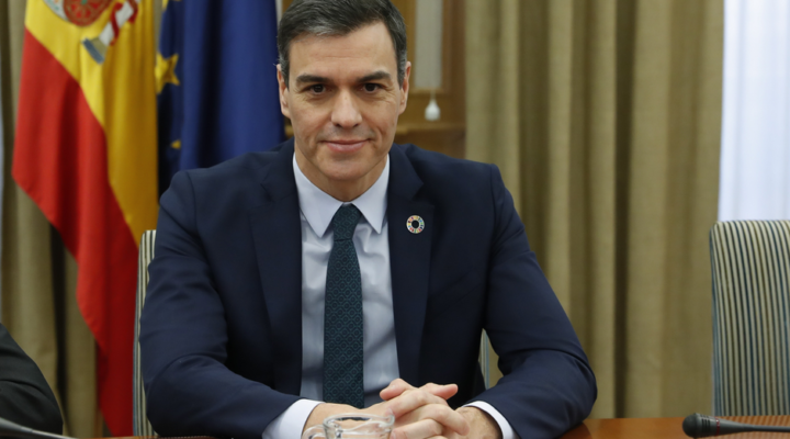 Педро Санчес: Скоро вече няма да носим маски на открито