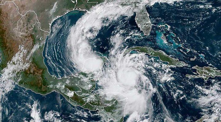 Ураганът Делта взе три жертви в САЩ