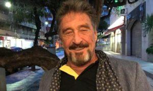 Основателят на антивирусната програма McAfee е открит мъртъв в затвора в Испания