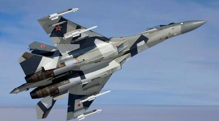 Руски боен самолет се разби в Охотско море