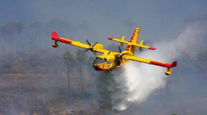 Испания изпраща в Турция два самолета за гасене на пожари
