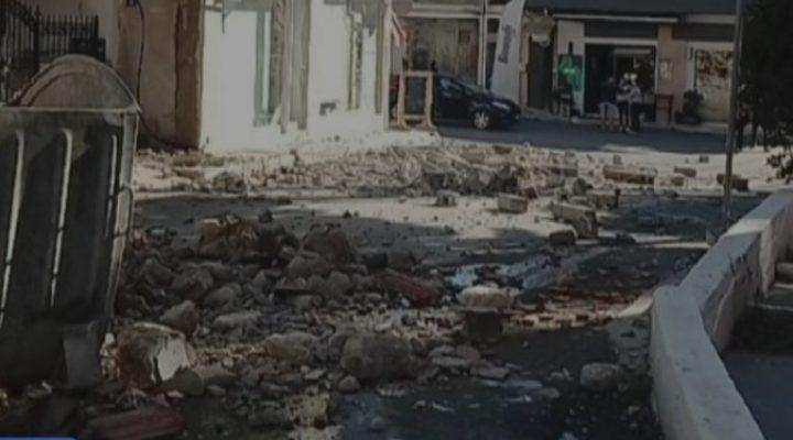Силно земетресение разтърси Гърция, има загинал